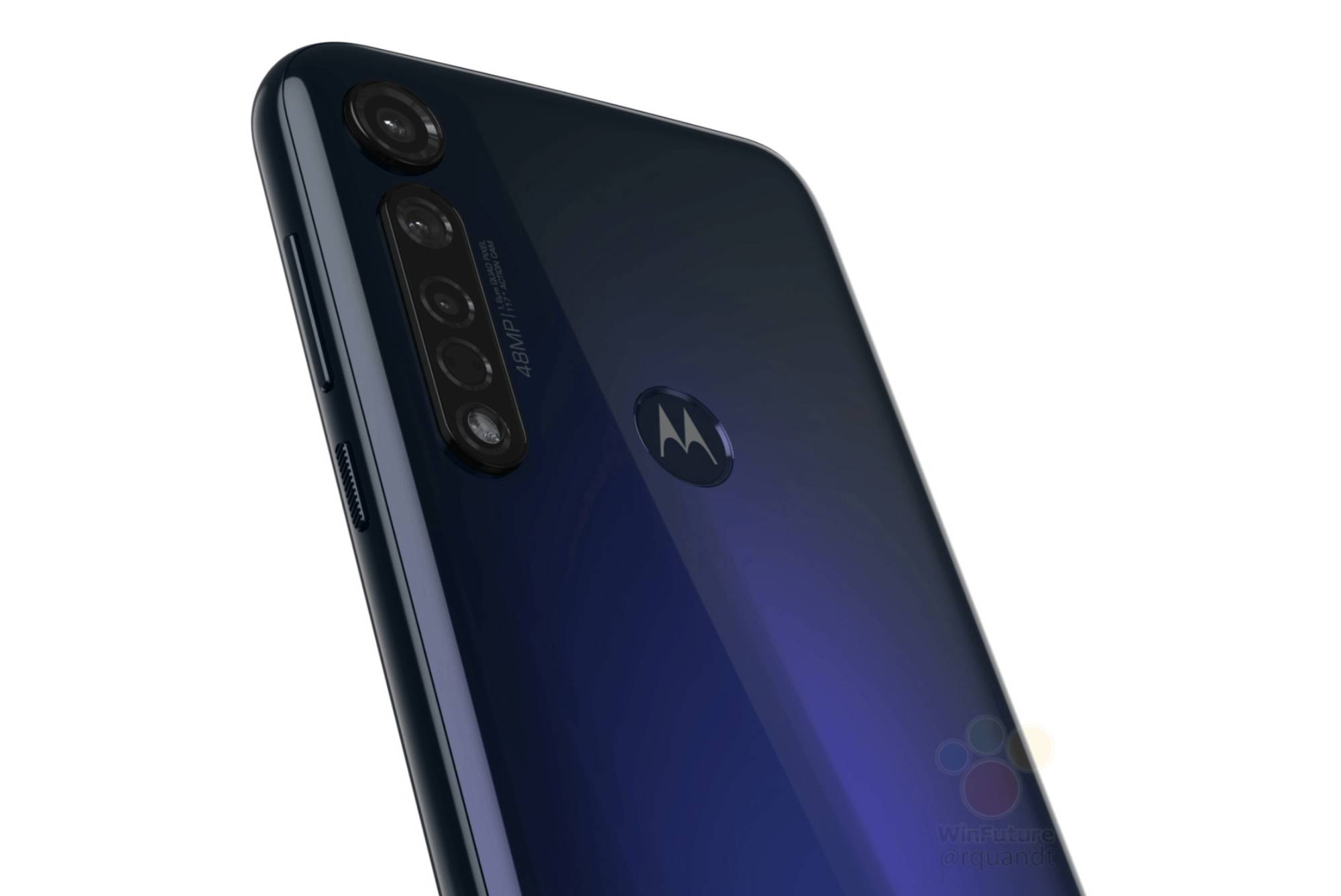Neuster Smartphone-Leak zeigt das Motorola Moto G8 Plus mit Datenblatt