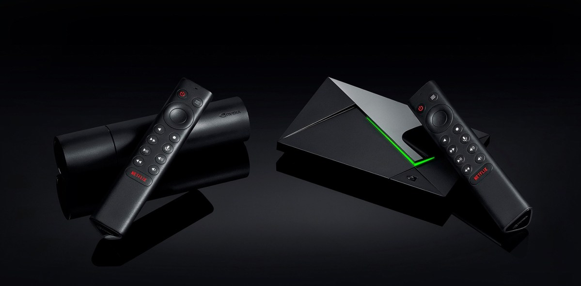 Nvidia Shield TV Serie 2019 Header Titelbild