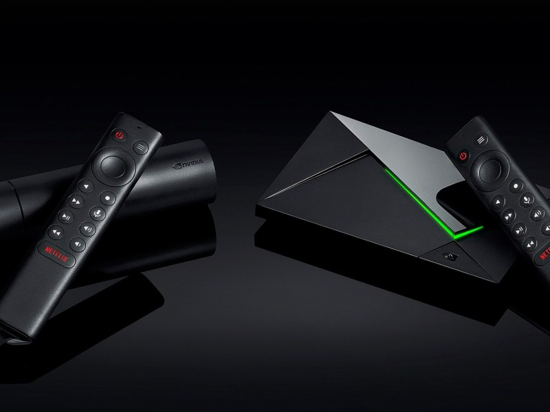 Nvidia Shield TV Serie 2019 Header Titelbild