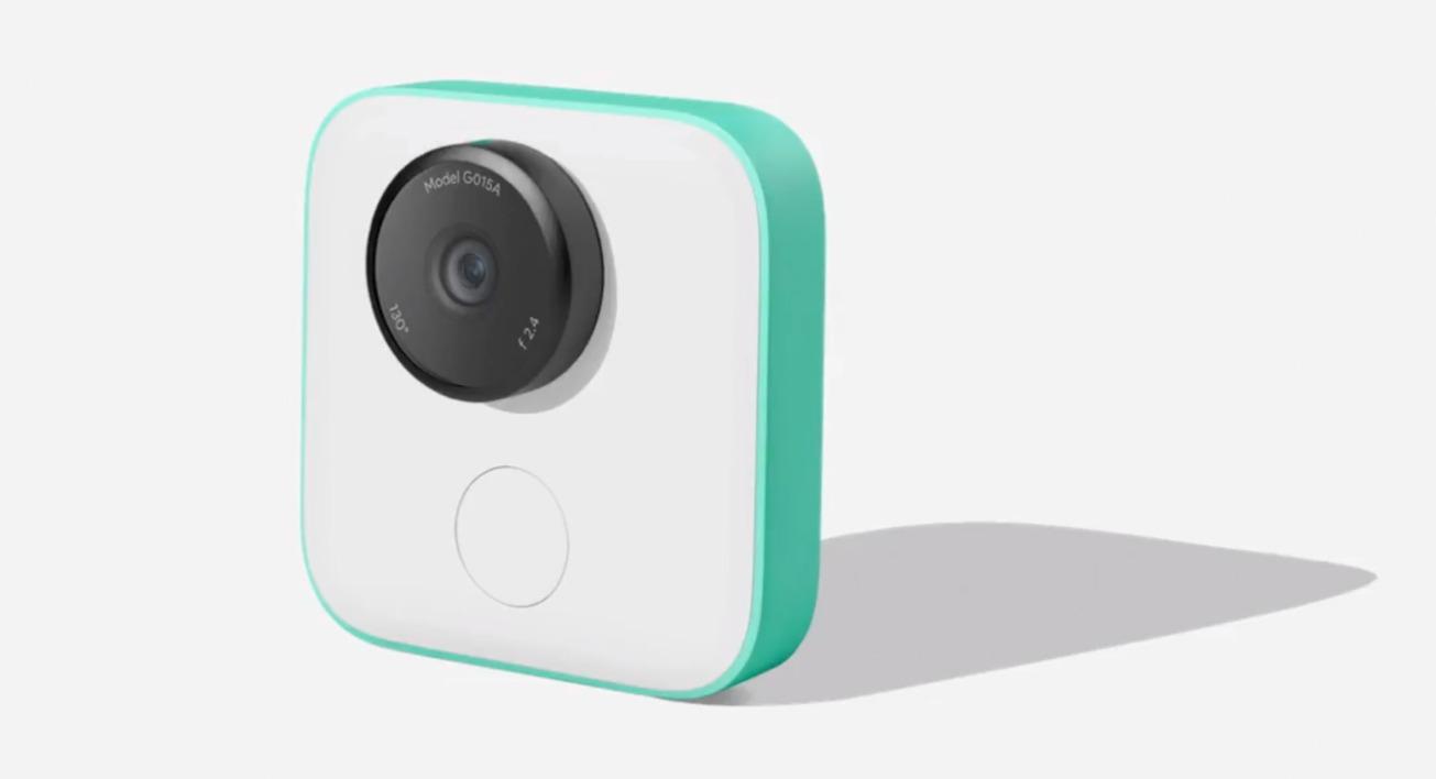 Clips: Diese Google-Kamera kennt kaum einer, jetzt wird sie eingestellt
