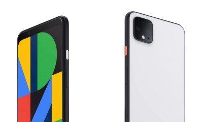 Google Pixel 4 Titelbild Header