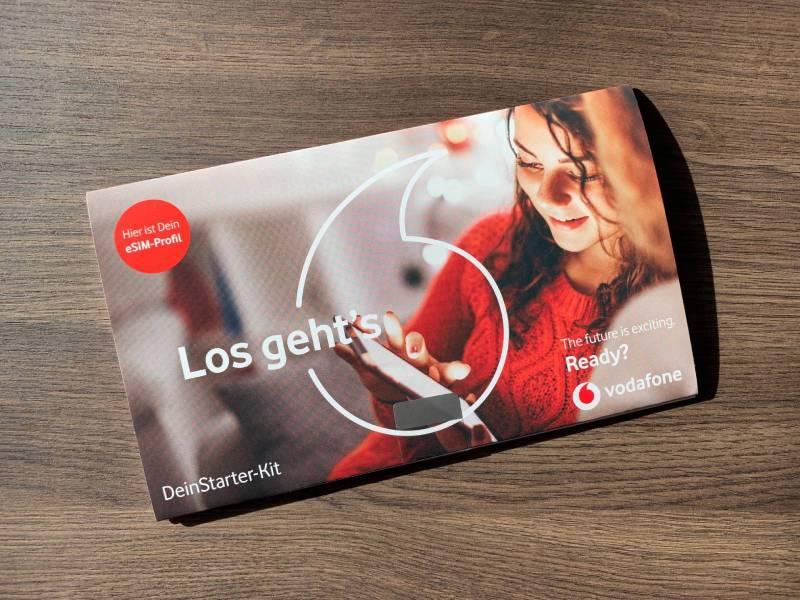 Vodafone Starter Kit Header Titelbild