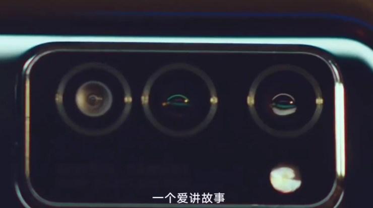 Honor V30 Kamera Leak