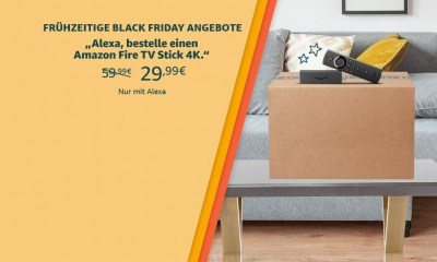 Amazon Fire TV Stick Black Friday 30 Euro