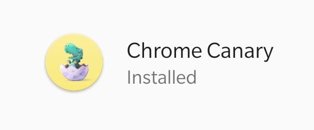 Chrome Canary Clankium