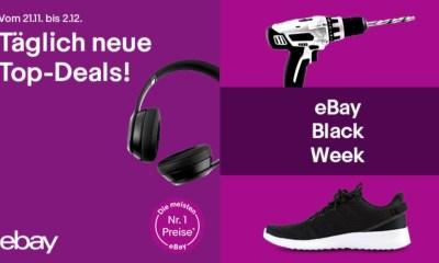 Ebay Black Week