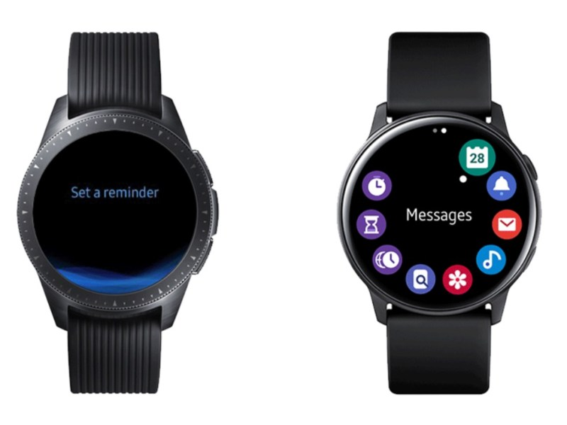 Galaxy Watch und Watch Active Update Nov 19