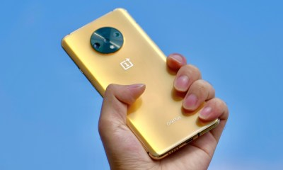 OnePlus 7T Gold