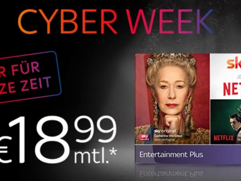 Sky Cyber Week Special