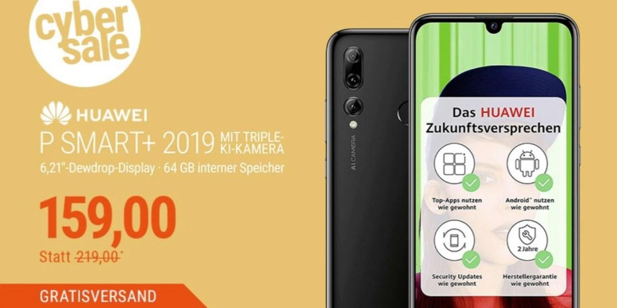 Cybersale Huawei P Smart+ 2019