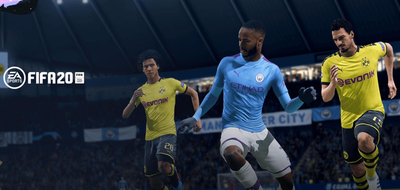 Fifa 20: EA will von uns das Team of the Year wissen