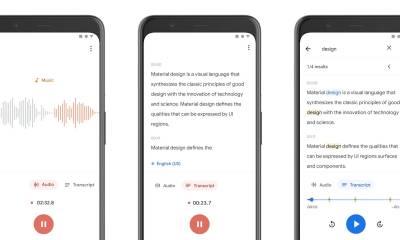 Google Rekorder Header
