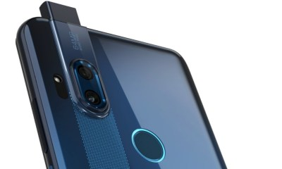 Motorola One Hyper Leak