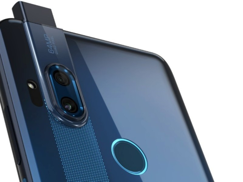 Motorola One Hyper Leak