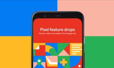 Google Pixel Feature Drop Head