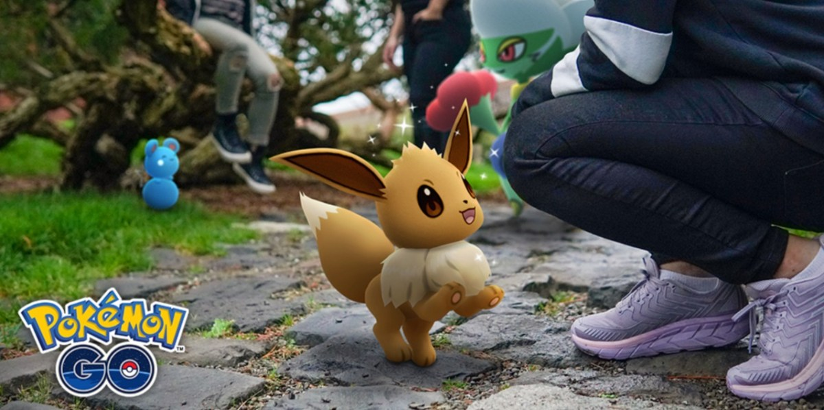 Pokemon Go Kumpel Abenteuer
