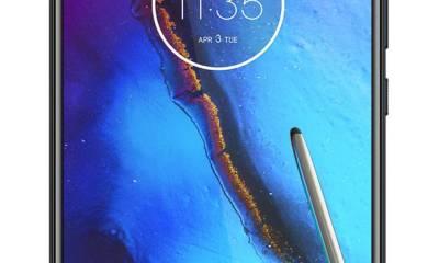Motorola Stylus Leak