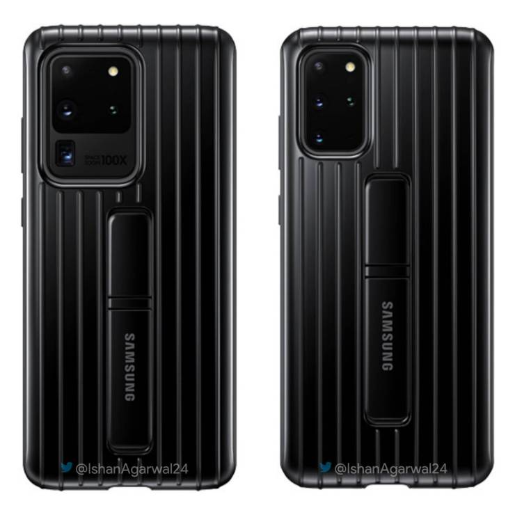 Samsung Galaxy S20 Cover Leak 3