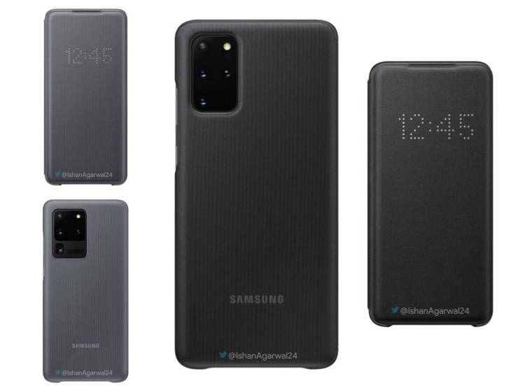 Samsung Galaxy S20 Cover Leak