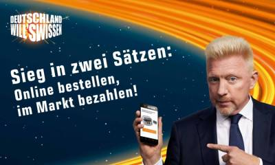 Saturn Boris Becker