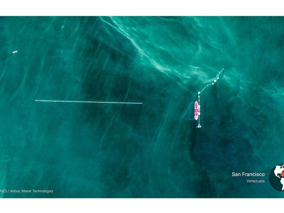 Google Earth View Beispiel