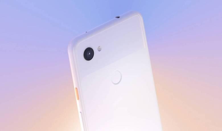 Google Pixel 3a Header