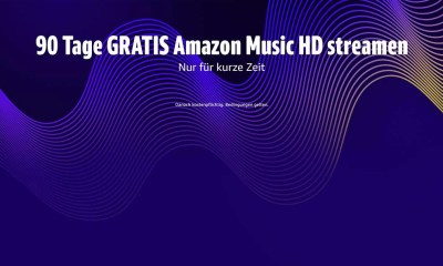 90 Tage Amazon Music Hd Kostenlos