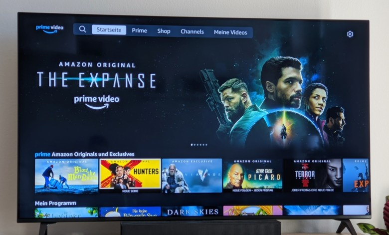 Amazon Prime Video App 2020 Tv