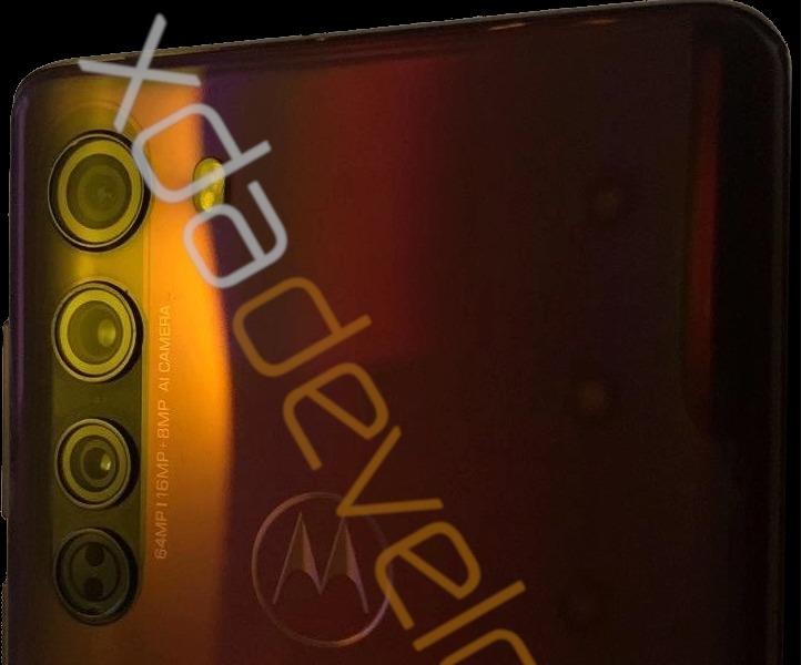 Motorola Edge Leak