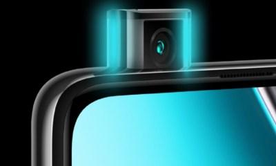 Redmi K30 Pro Leak Frontkamera
