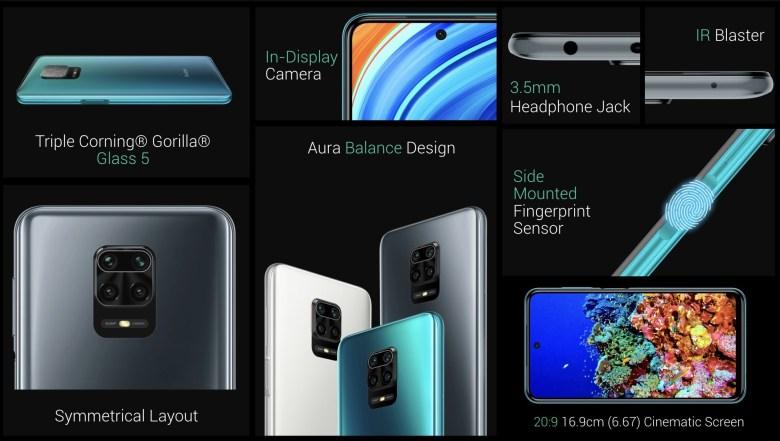 Redmi Note 9 Pro Max Feature