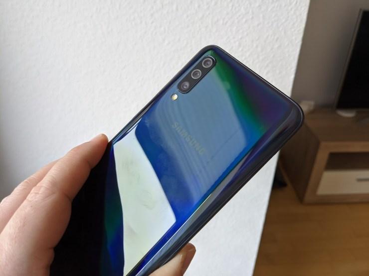 Samsung Galaxy A50 Testbericht 2