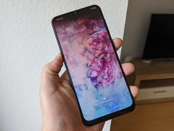 Samsung Galaxy A50 Testbericht