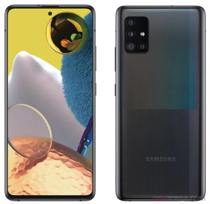 Samsung Galaxy A51 5g Leak