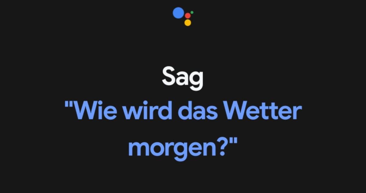 Google Assistant Neues Design Für Sprachbefehl Tipps 2