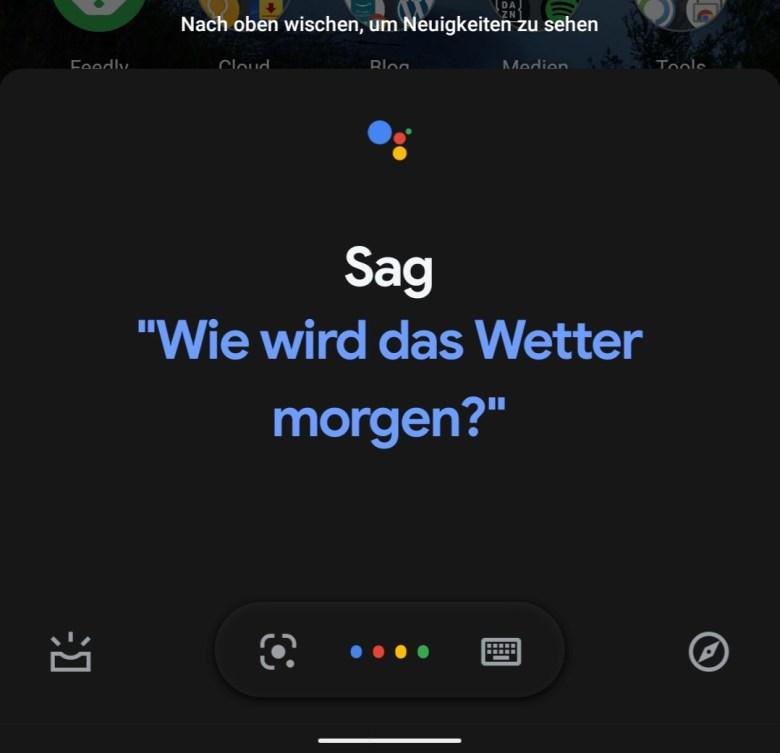 Google Assistant Neues Design Für Sprachbefehl Tipps