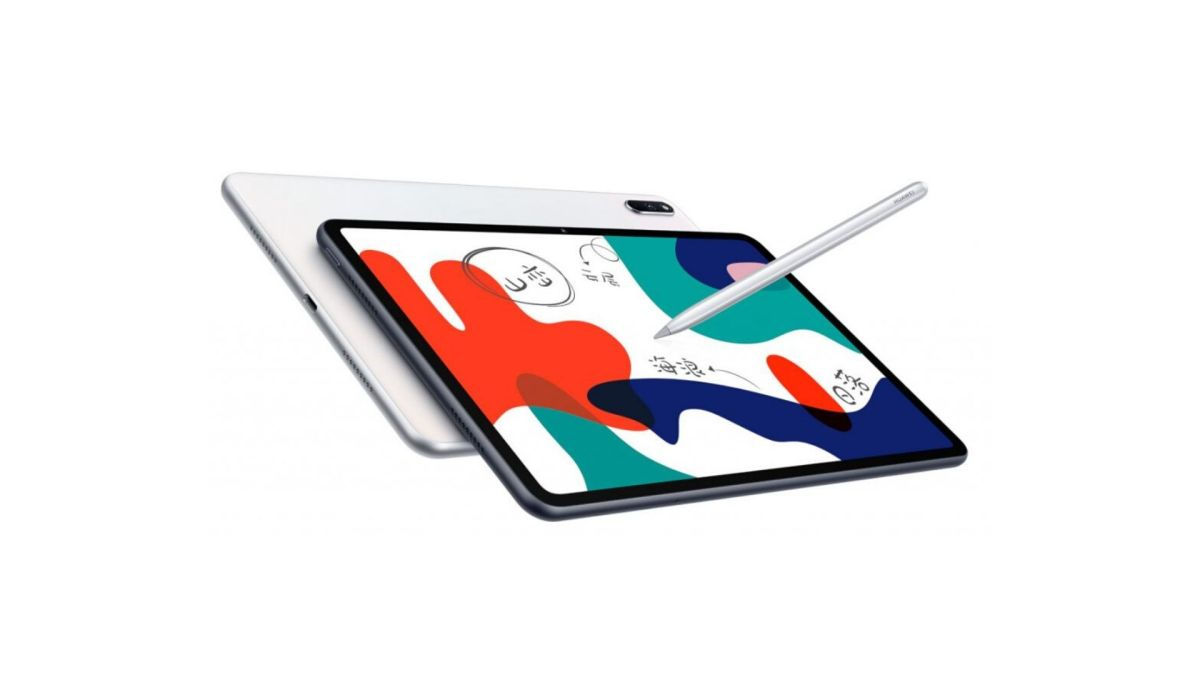 Huawei Matepad With Pencil Header