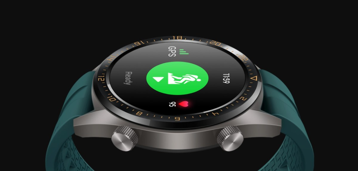 Huawei Watch Gt Active Header