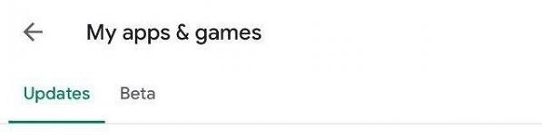Meine Apps Und Spiele Entschlackt Play Store