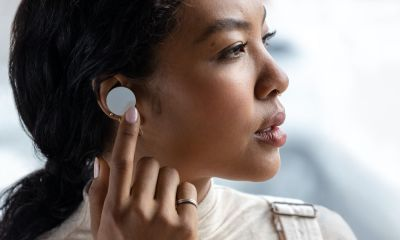 Microsoft Surface Earbud Woman Ear Header