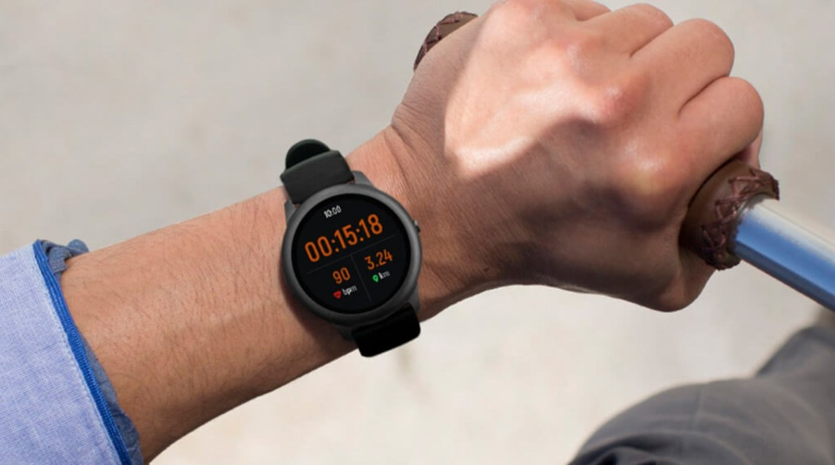 Solar Smartwatch Youpin