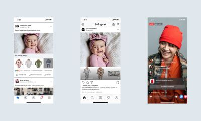 Facebook Shops Instagram Live Stream Header