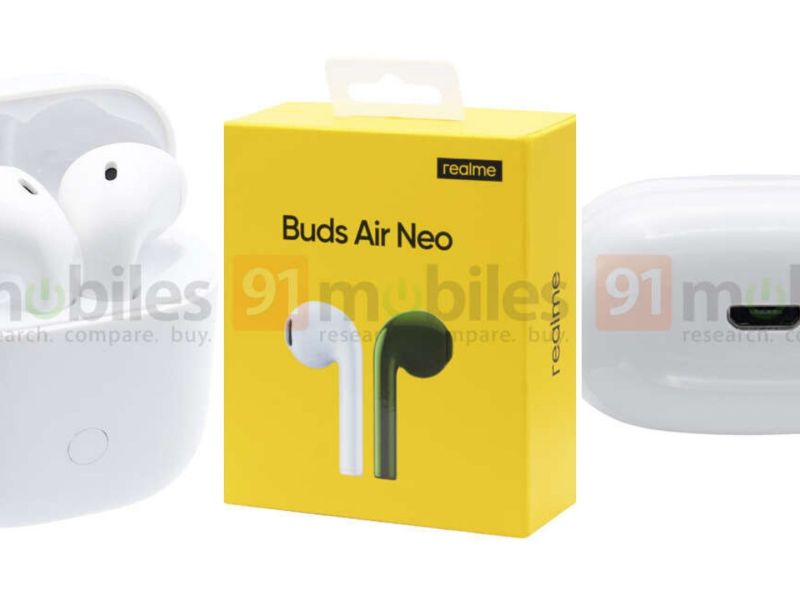 Realme Air Buds Neo 91mobiles Leak Header