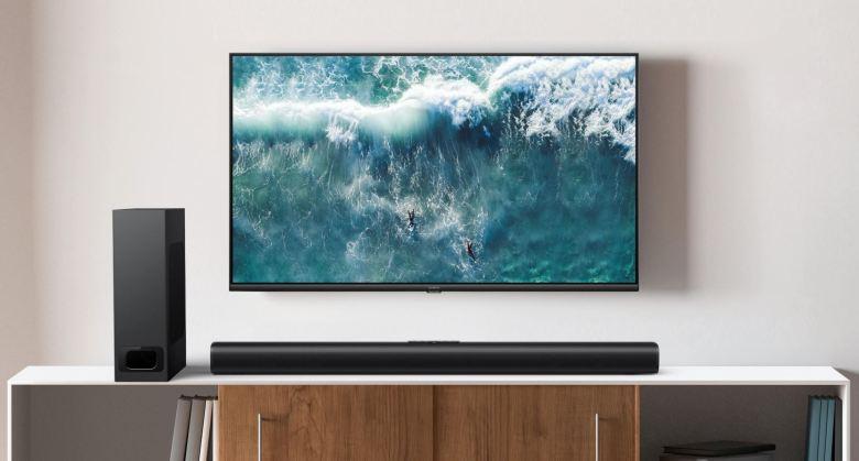 Realme Tv Mit Soundbar