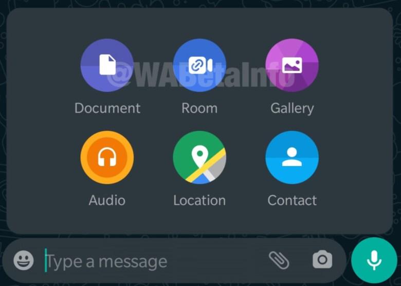 Room Whatsapp Wabetainfo Shortcut