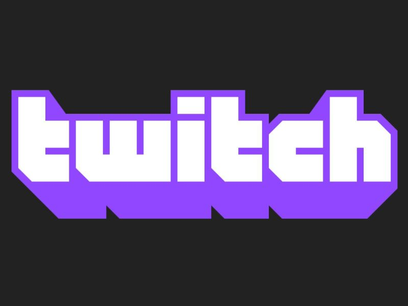 Twitch Logo Head