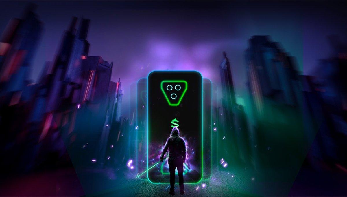 Xiaomi Black Shark 3 Pro Warmup Rebellion Header