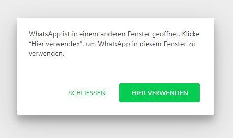 WhatsApp Web: Warum fremde Nutzer nicht so einfach