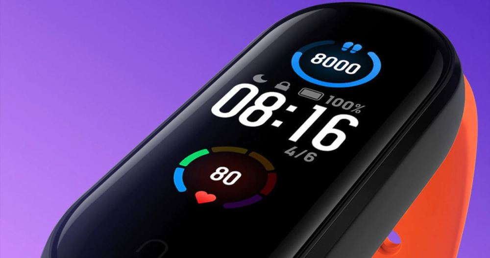 Xiaomi Mi Band 5 Display