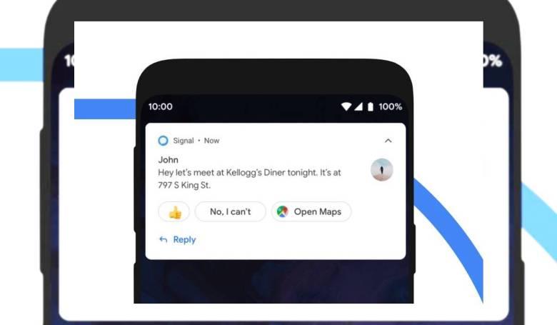 Antwortvorschläge Android 10 (2)